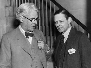 Yeats and Eliot