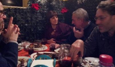 angela bonanno da sx S.Lisi, Angela Bonanno, G.LaVilla, Sebastiano Leotta