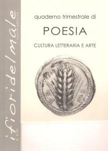 I fiori del male rivista di letteratura diretta da Antonio Coppola