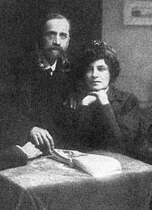 Dmitrij Sergeevič Merežkovskij e la Gippius