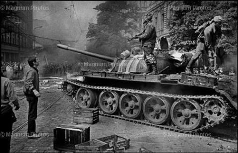 primavera di Praga, 1968