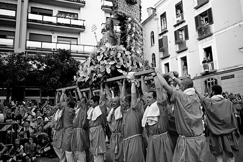salvatore toma processione