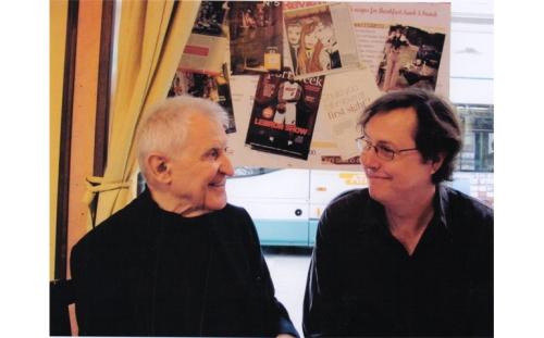 Alfredo De Palchi e John Taylor Firenze 2012