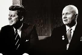 Kennedy e Kruscev