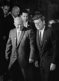 Kruscev e Kennedy