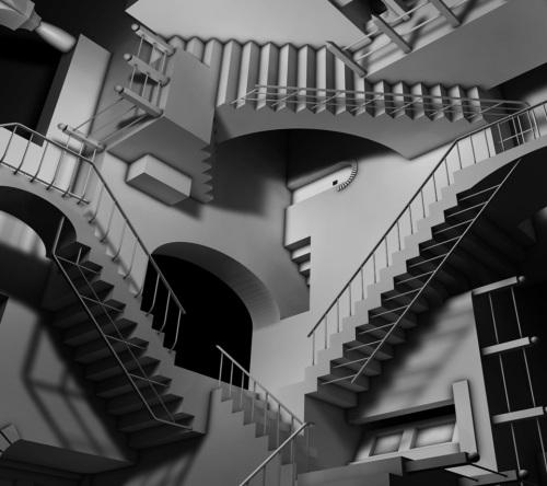 Cornelius Escher 6