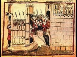 la battaglia di Parma XIII secolo
