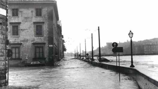Firenze, alluvione