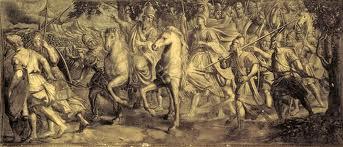 mitridate va in guerra contro i romani