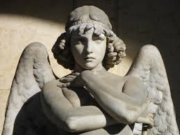 l'angelo senza parole