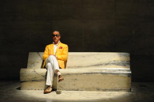 La grande bellezza di Paolo Sorrentino Tony Servillo in una scena
