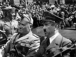 e fui sollevato, perché mi erano fastidiosi. Poi vennero a prendere i comunisti, ed io non dissi niente, perché non ero comunista. Un giorno ...