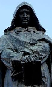 statua di giordano bruno Roma Campo de' Fiori