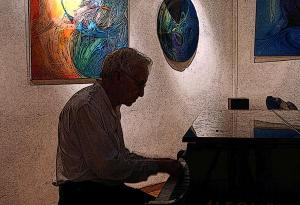 giuseppe pedota al pianoforte 2009