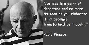 Picasso quote 1