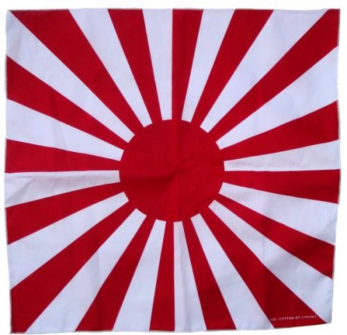 sutoku Bandana Drapeau de la Marine japonaise