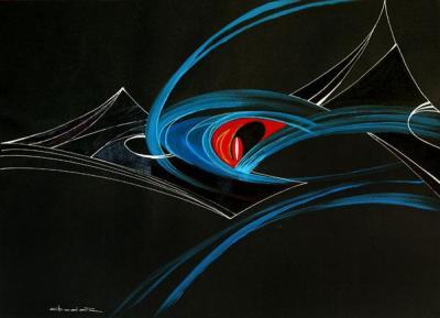Giuseppe Pedota, L'universo acronico, anni Novanta