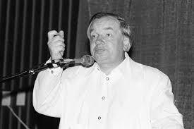 Andrej Andreevič Voznesenskij in recita