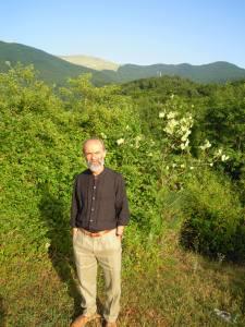 Gezim Hajdari a Filettino 2012