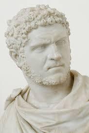 roma busto maschile