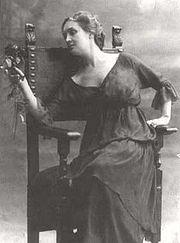 Sibilla Aleramo (1917)