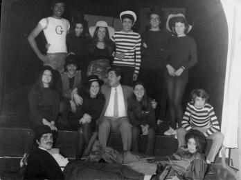 antonio sagredo teatro Abaco 1971 skomorochi