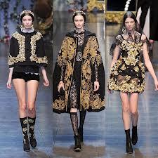 Dolce & Gabbana modelli inverno 2013