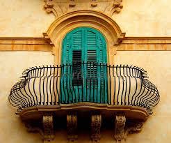 esempio di balcone barocco