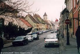 Budapest città vecchia