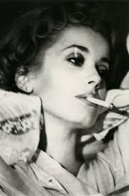 helmut newton foto del volto di Catherine Deneuve