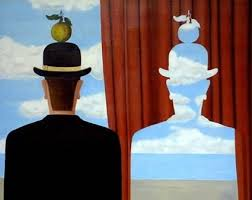 magritte Decalcomania, 1966