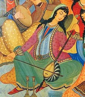 persia hasht-behesht_palace_kamancheh