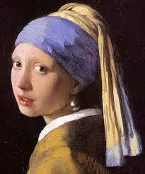 Jan Vermeer Ragazza con l'orecchino di perla