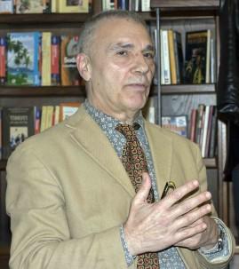 Giorgio Linguaglossa al Mangiaparole, Roma 2013