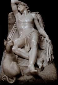 Berlino, Nationalgalerie, Endimione dormiente. Chatsworth