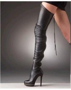 Gli stivali servono per parecchie cose per tenere caldi i piedi