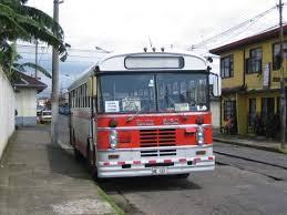 costa rica  autobus