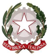 Italia stemma della repubblica