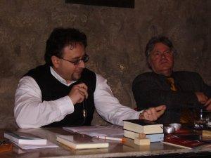 Marco Onofrio e Aldo Onorati