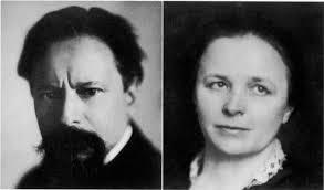 Theodor Lessing und Ada Lessing