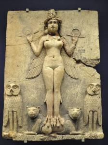 La dea Ishtar