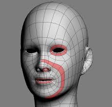 bello topologia volto 1