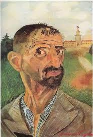 Antonio Ligabue Autoritratto