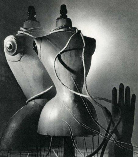 Herbert List - Mannequin - Vintage Gravure 1935