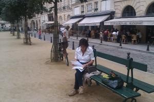 Chiara Moimas_Parigi 2012
