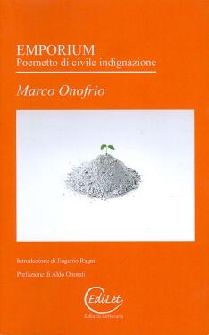Marco Onofrio Emporium copertina
