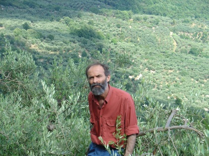 Gezim Hajdari colline di Fondi, 2006