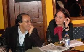 Giulia Perroni con Luigi Celi