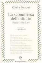 Giulia Perroni la scommessa dell'infinito cop