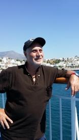 Luigi Fontanella foto, 2014 Grecia